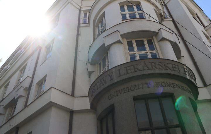 Medizinische Fakultät der Comenius Universität in Bratislava