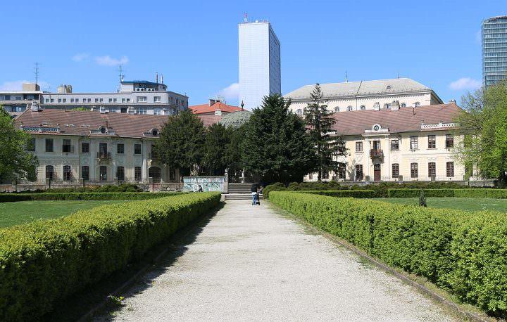 Medical Garden Comenius Universität