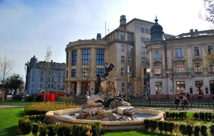Medizinstudium in Bratislava an der Comenius Universität Bratislava