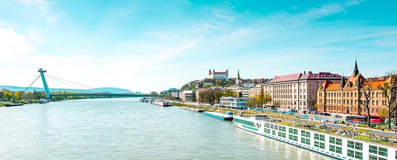 Medizin studieren in Bratislava. Medizinstudium an der Comenius Universität